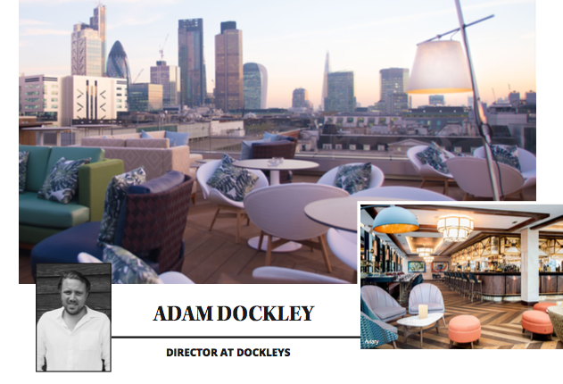 5 minutes with Adam Dockley