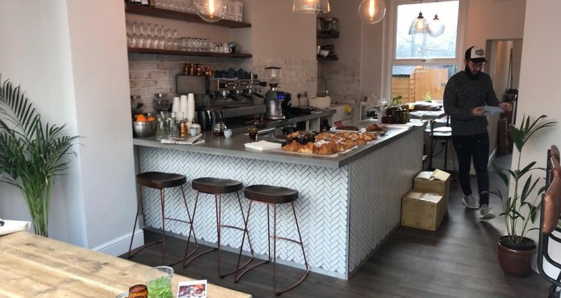 Balcone – coolest coffee shop in Hackney