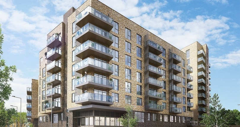 Why buy a home in Lansbury Square, E14?