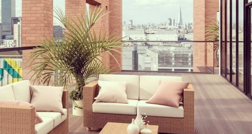 How much could a balcony add to the value of your East London home?
