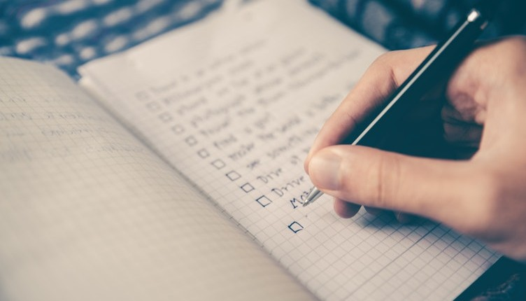 Property viewing checklist – find the perfect property