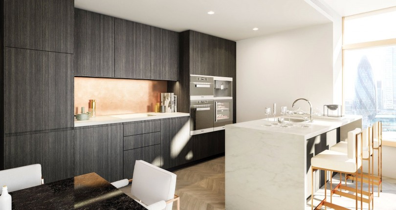 Selling property in East London? Make the most of your kitchen to add value to your home