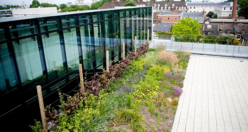 Improving London's air quality – is new build the answer?