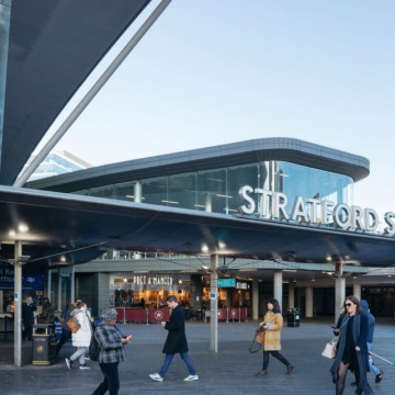 why move to Stratford East London?