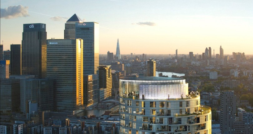 Why buy property in an East London skyscraper?